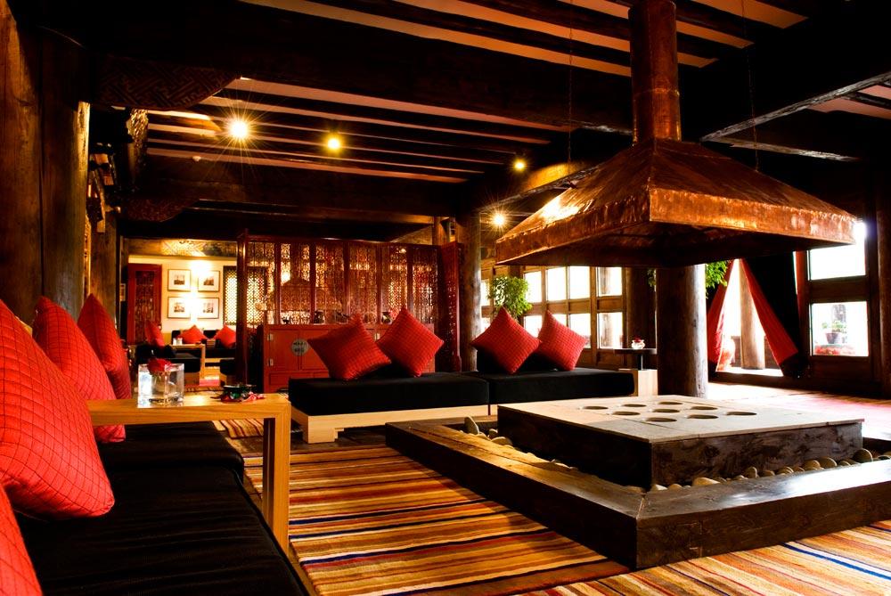 Lobby View at Banyan Tree Ringha