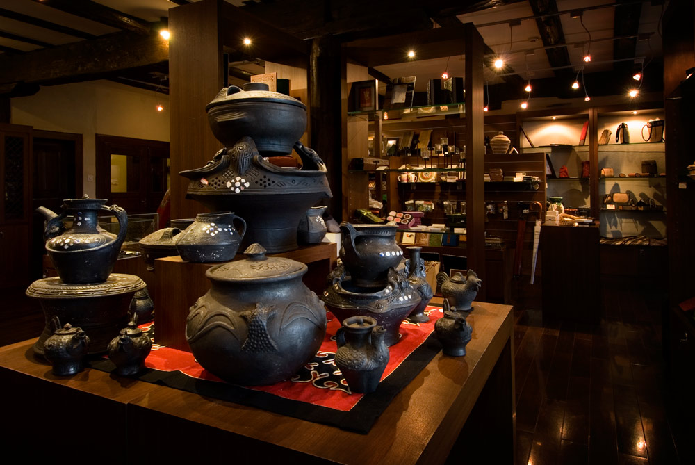 Ringha Gallery at Banyan Tree Ringha