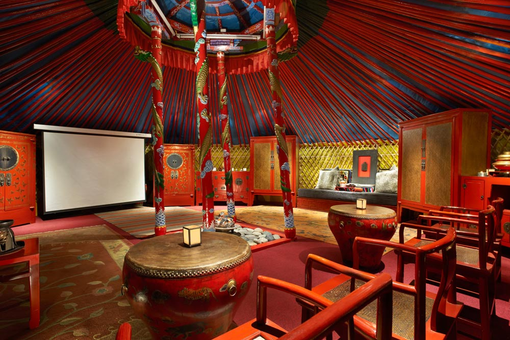 Meeting Room at Banyan Tree Ringha
