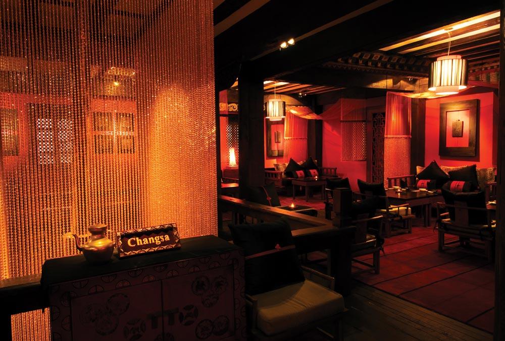 Chang Sa Restaurant at Banyan Tree Ringha