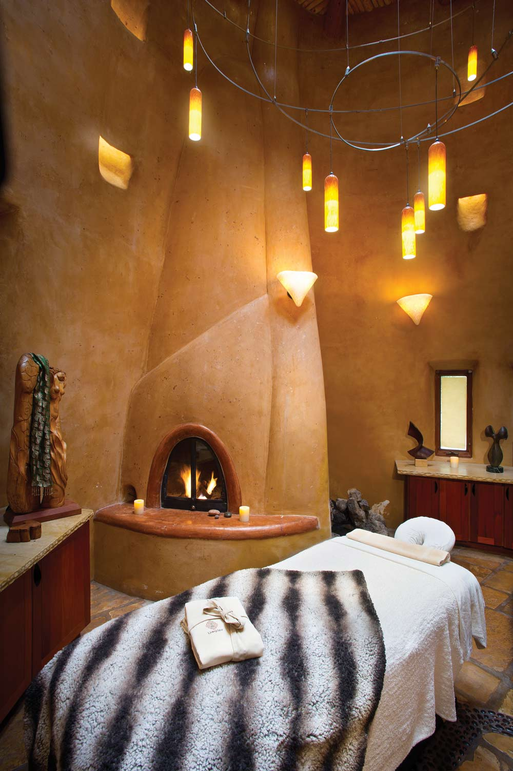Spa at El Monte Sagrado Living Resort and Spa, Taos, NM