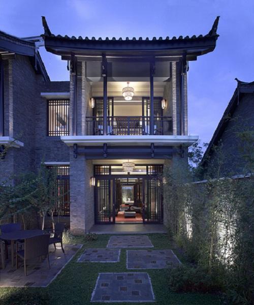 Banyan Tree Lijiang Spa Suite Deluxe Duplex