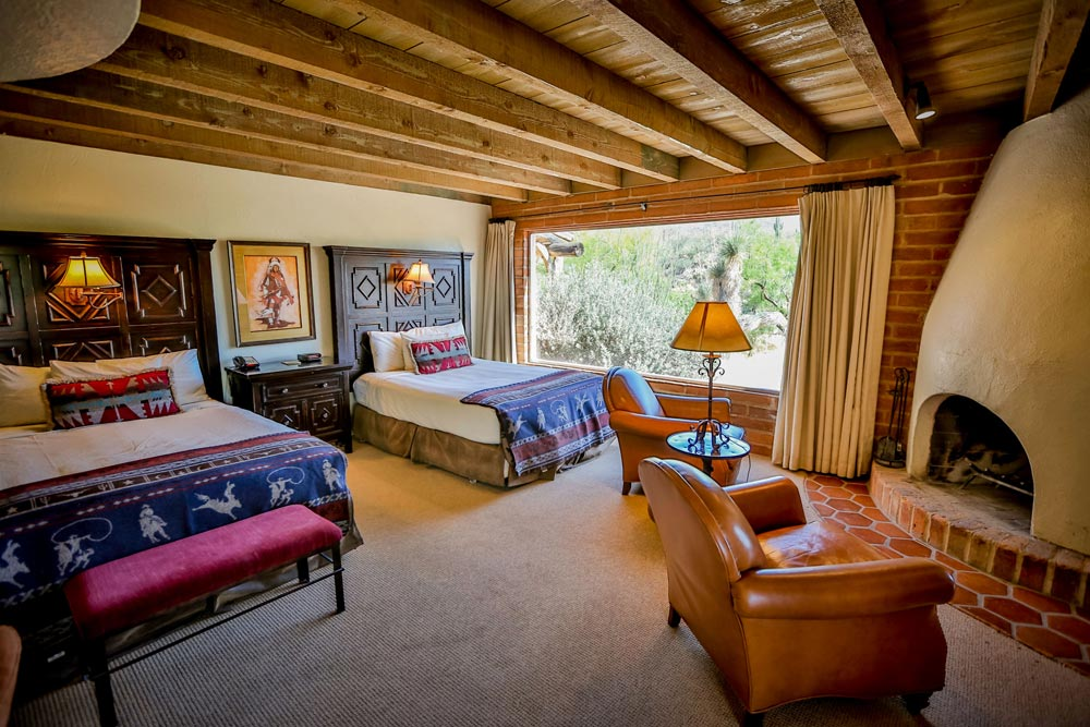 Double Guestroom at Tanque Verde RanchAZ