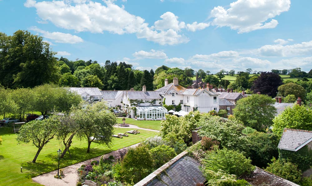 Summer Lodge Country House Hotel and Spa, Dorset, United Kingdom