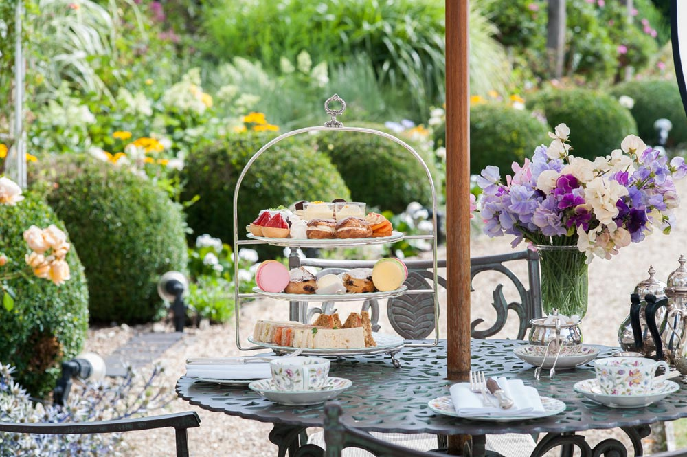Afternoon Tea at Summer Lodge Country House Hotel and SpaDorsetUnited Kingdom