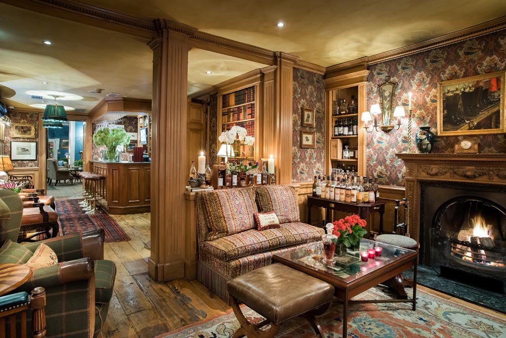Whiskey Bar at Summer Lodge Country House Hotel and SpaDorsetUnited Kingdom