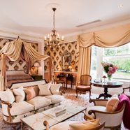 Master Suite at Summer Lodge Country House Hotel and SpaDorsetUnited Kingdom