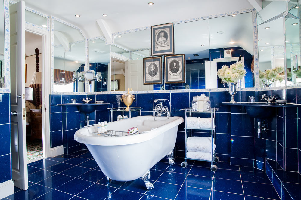 Principal Deluxe Bath at Summer Lodge Country House Hotel and SpaDorsetUnited Kingdom