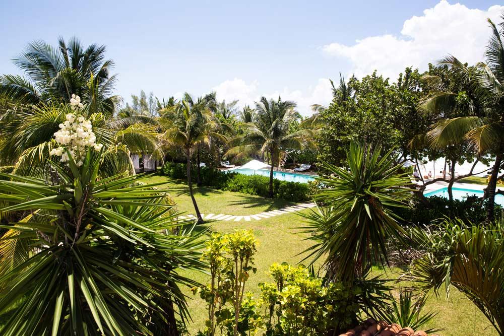 Gardens at Esencia, Playa del Carmen, Quinta Roo, Mexico