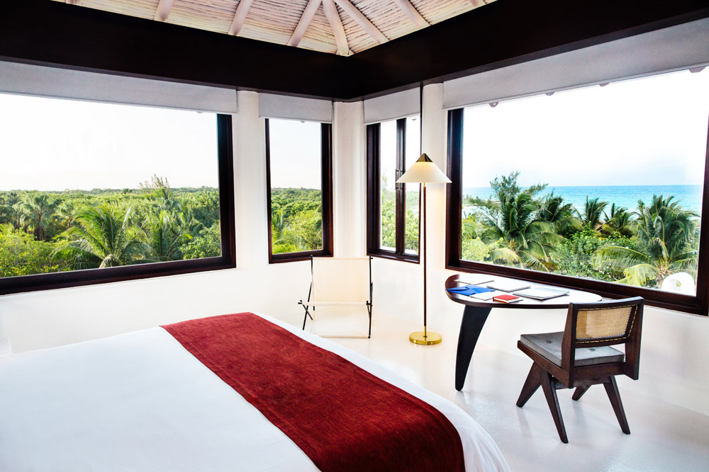 Master Suite with Views at Esencia, Playa del Carmen, Quinta Roo, Mexico