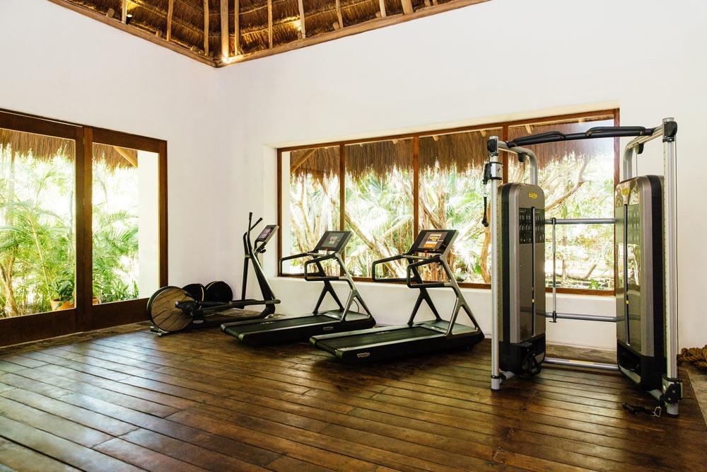 Spa Health Club at Esencia, Playa del Carmen, Quinta Roo, Mexico