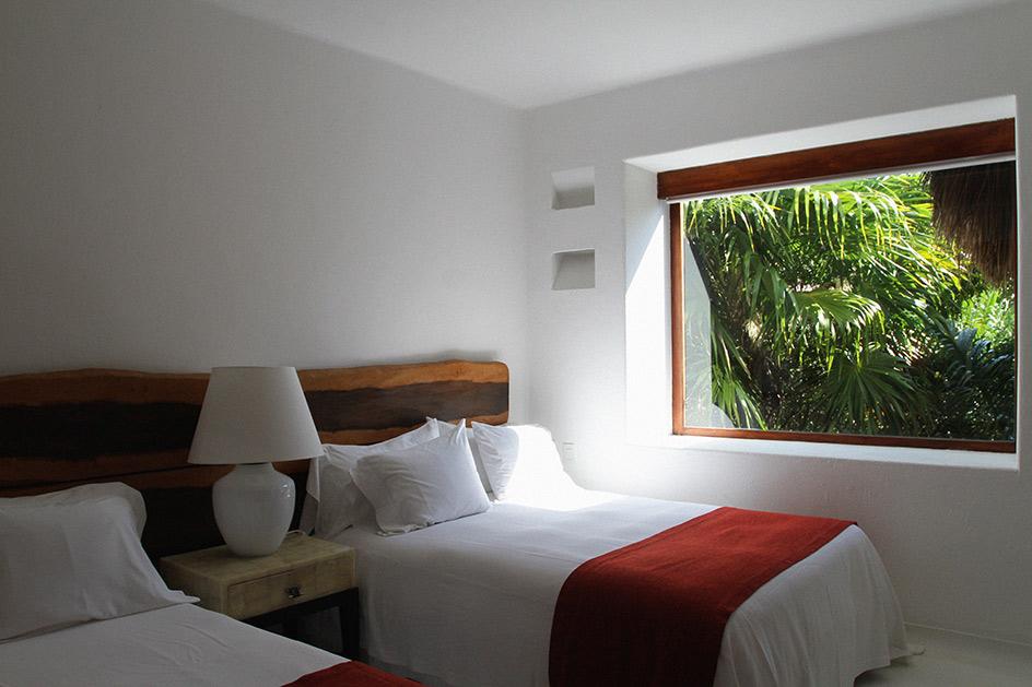 Pool Villa at Esencia, Playa del Carmen, Quinta Roo, Mexico