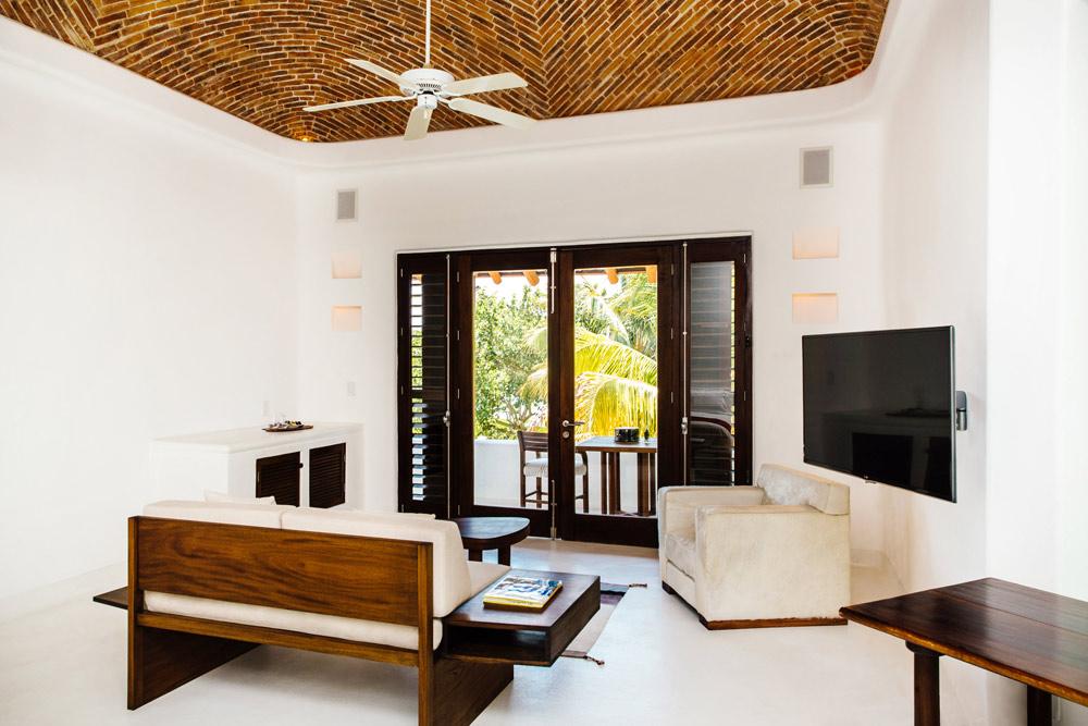 Ocean Suite at Esencia, Playa del Carmen, Quinta Roo, Mexico