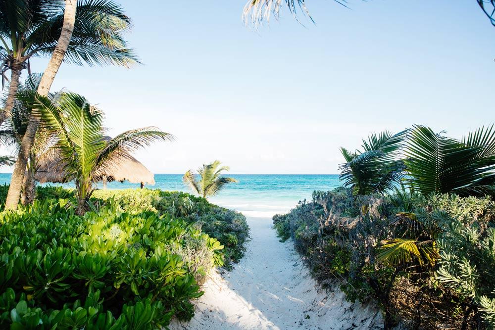 Private Villa Bel Ha at Esencia, Playa del Carmen, Quinta Roo, Mexico