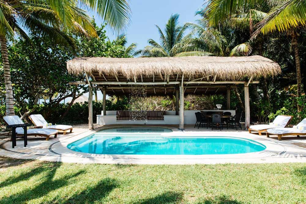 Private Villa at Esencia, Playa del Carmen, Quinta Roo, Mexico