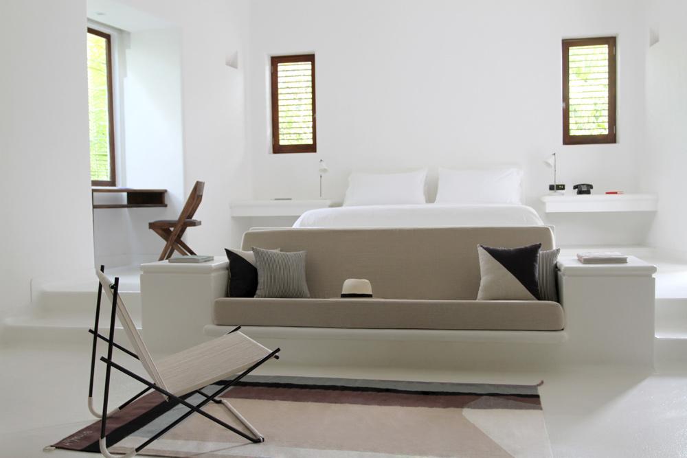 Garden Suite Master Guest Room at Esencia, Playa del Carmen, Quinta Roo, Mexico