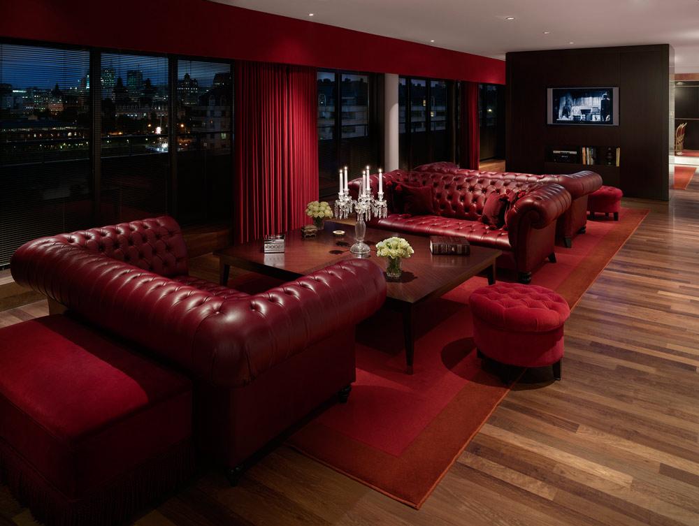 Imperial Suite at Faena Hotel Buenos Aires, Argentina
