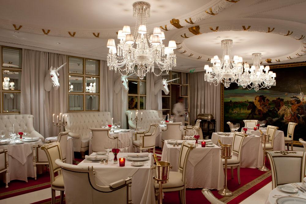 Bistro Sur Dining at Faena Hotel Buenos Aires, Argentina