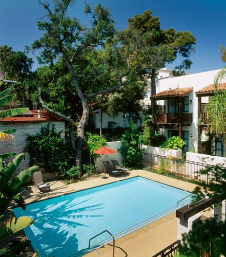 Inn of the Spanish Garden