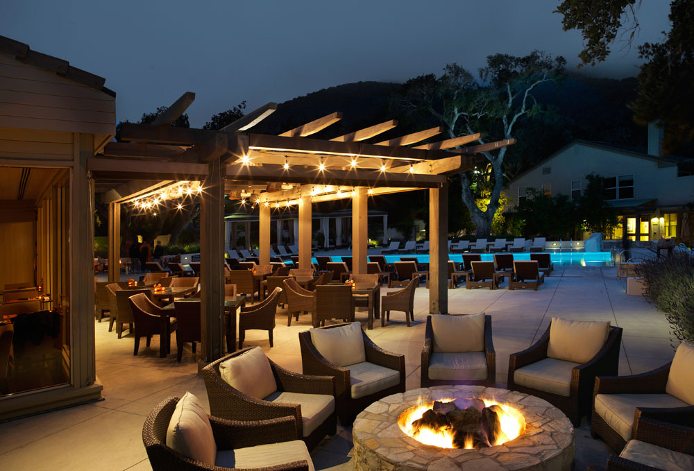 Night Dining at Carmel Valley Ranch ResortCA