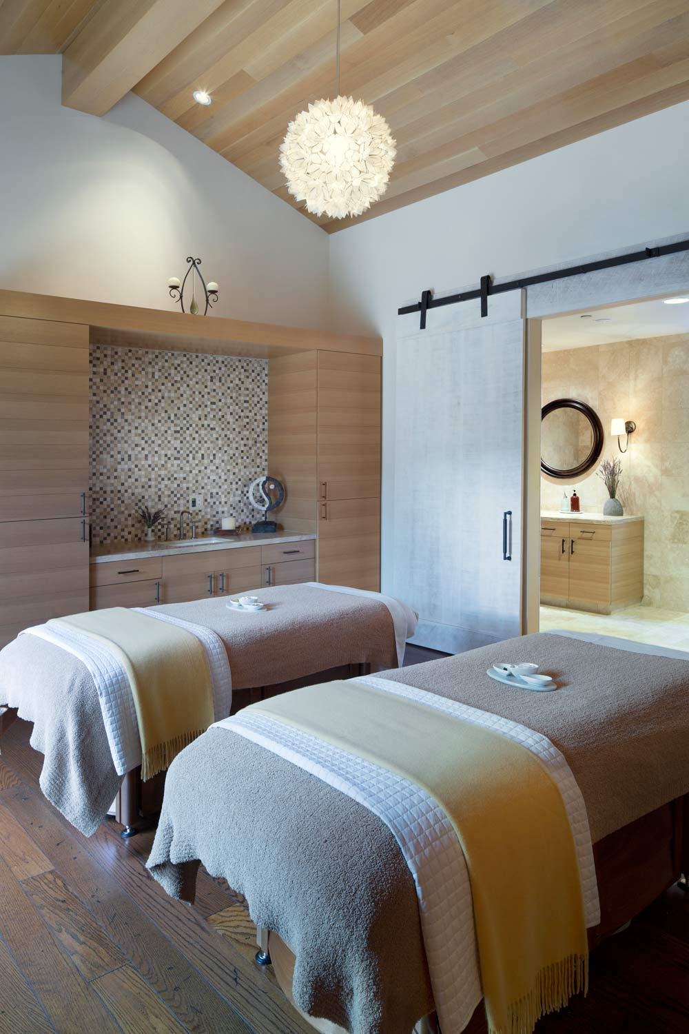 Spa at Carmel Valley Ranch ResortCA