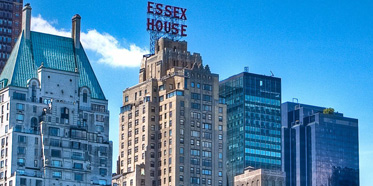 JW Marriott Essex House New York Exterior