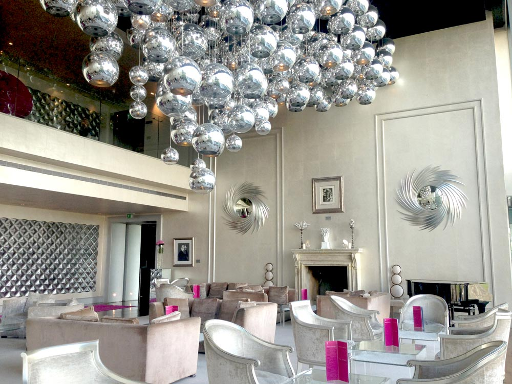 Grand Salon at The g Hotel Galway