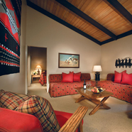 One Bed Suite Family Room at Alisal Guest Ranch and Resort SolvangCA