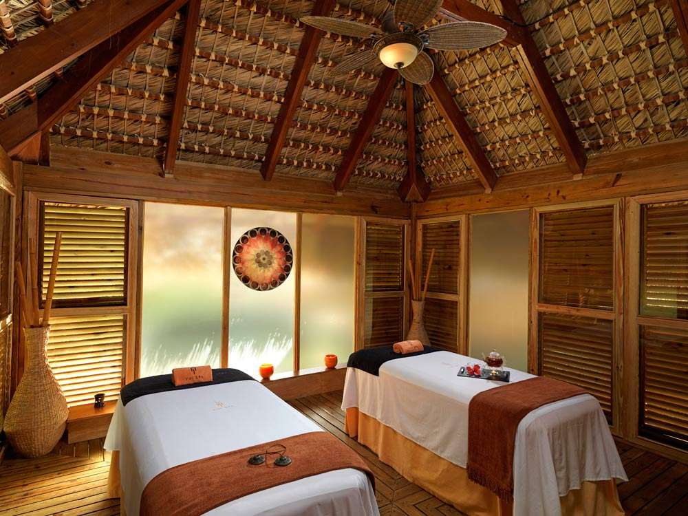 Massage Cabin at Paradisus Palma Real All InclusivePunta Cana