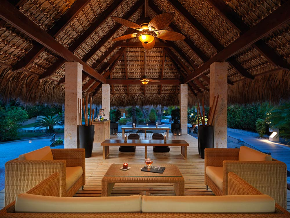 Spa Zen Lounge at Paradisus Palma Real All InclusivePunta Cana