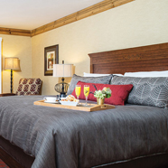 Premium King Guestroom at Tenaya Lodge at YosemiteFish CampCA
