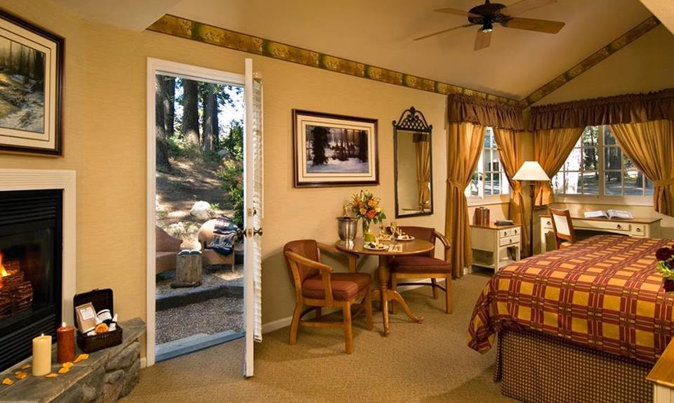 Cottage Room at Tenaya Lodge at YosemiteFish CampCA