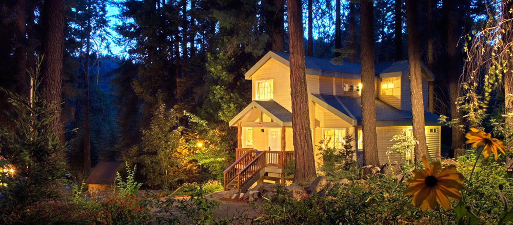 Cottages at Tenaya Lodge at YosemiteFish CampCA