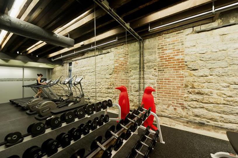 21C Museum Hotel Fitness Center