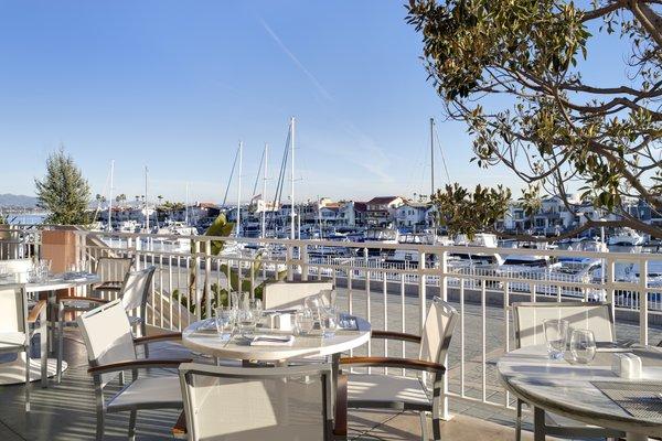 The Loews Coronado Bay Resort and Spa Market Cafe Terrace