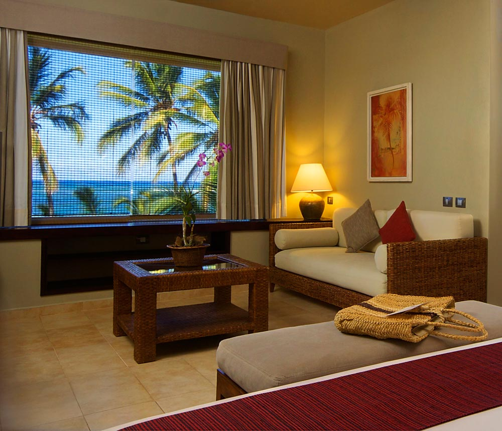 Premium Oceanfront Jr Suite at Sivory Punta CanaDominican Republic