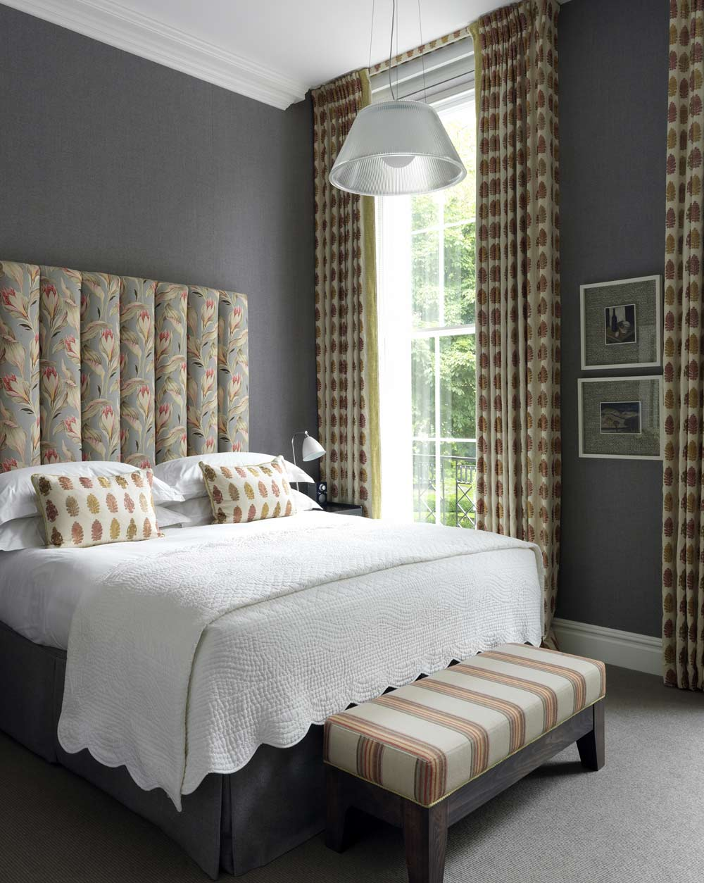 Guest room at Dorset Square HotelLondonUnited Kingdom