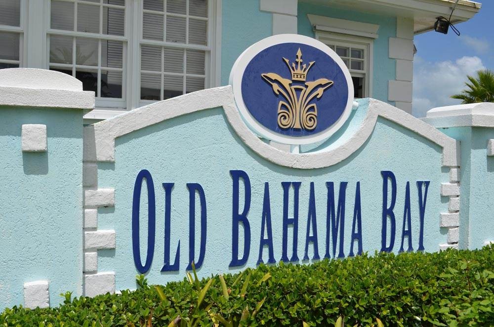 Old Bahama Bay Resort, West End, Grand Bahama Island