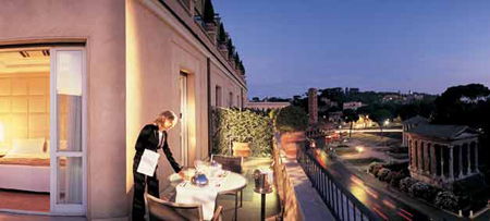 Hotel Fortyseven Rome