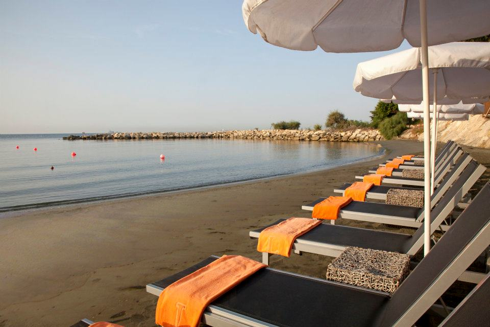 Londa Hotel Beach view