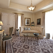 Martha Jefferson Suite Parlor at The Jefferson Washington DCUnited States