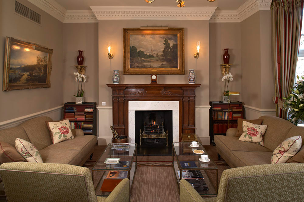 Suite Lounge at The Draycott Hotel, London