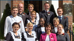 The Egerton House Hotel Staff