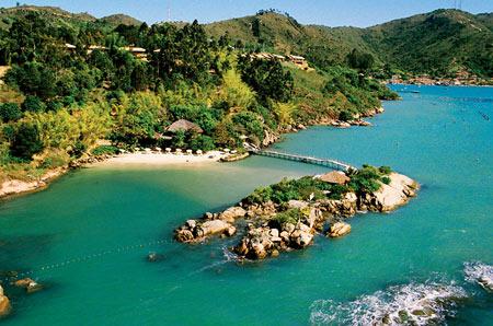 Ponta Dos Ganchos Exclusive Resort Sao