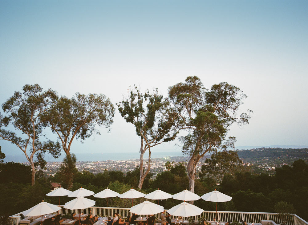 Outdoor Dining at Belmond El Encanto