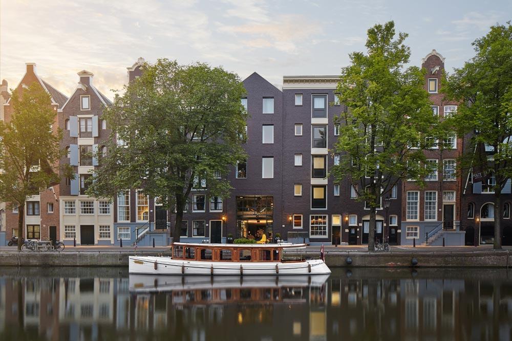 Hotel Pulitzer, Amsterdam, North-Holland, Netherlands