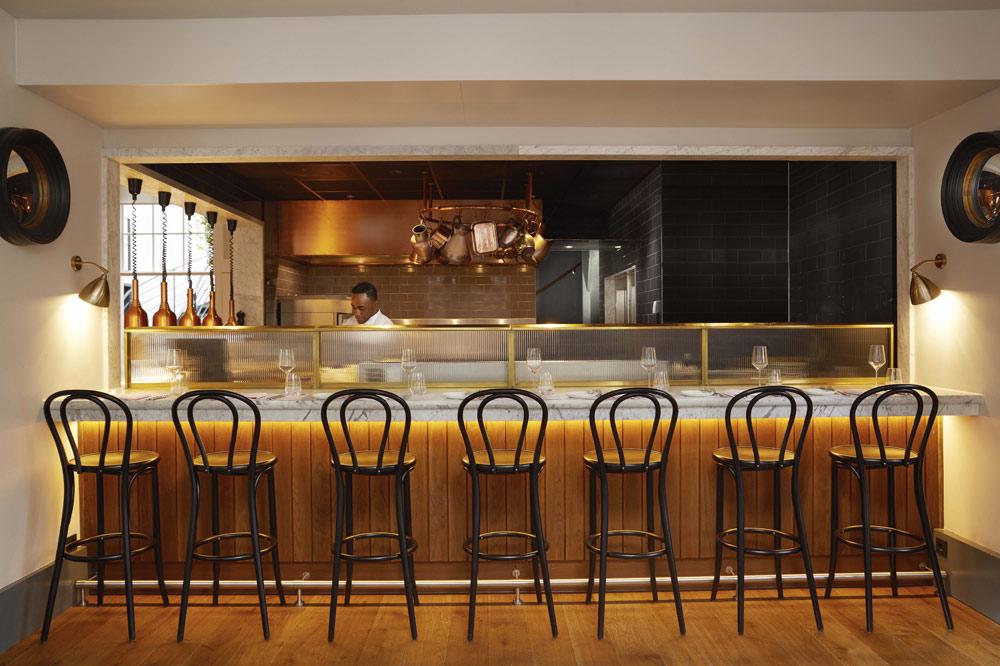 Bar at Hotel Pulitzer, Amsterdam, North-Holland, Netherlands