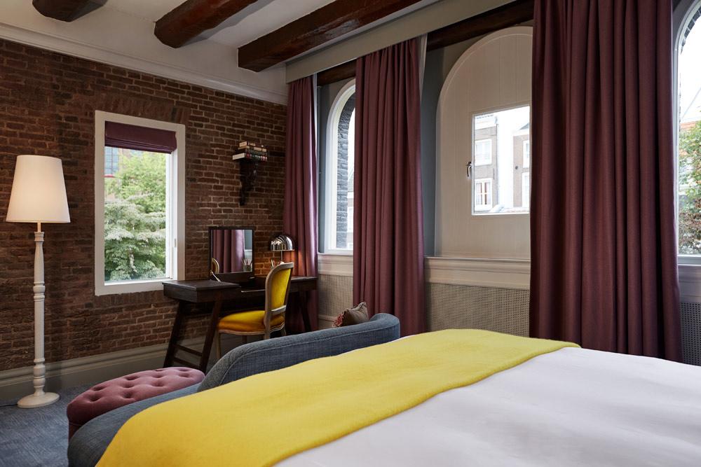 Hotel Pulitzer Guest Room