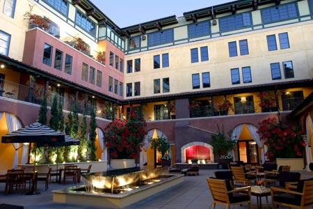 Hotel Valencia Santana Row San Jose Ca Five Star Alliance