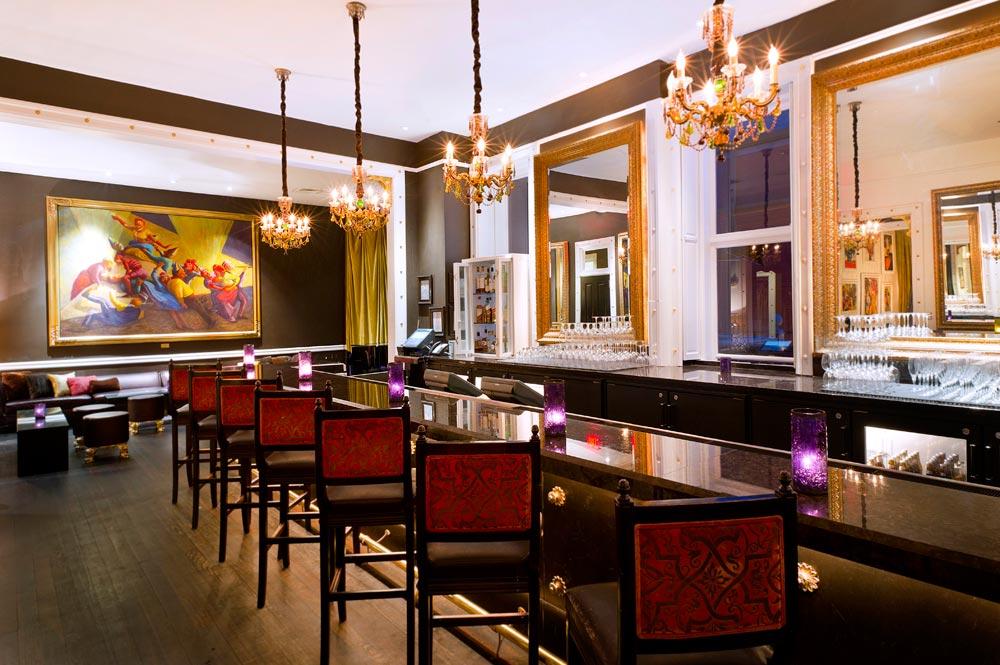 Dine and Bar at The Mansion on Forsyth ParkSavannahGA